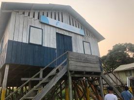 Sister church on Fantasy Island